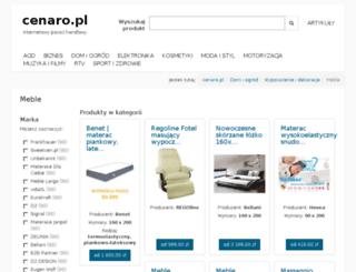 swiatmebli-online.pl screenshot