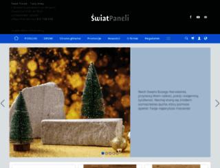swiatpaneli.com screenshot