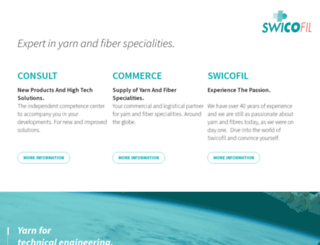 swicofil.com screenshot