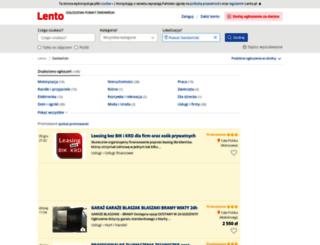 swidwinski.lento.pl screenshot
