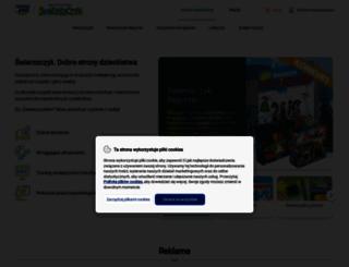 swierszczyk.pl screenshot