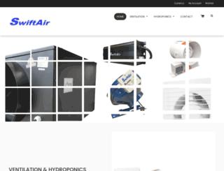 swift-air.co.uk screenshot