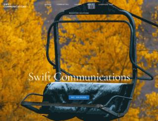 swiftcom.com screenshot