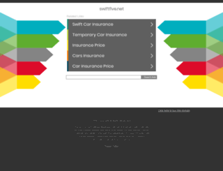 swiftfive.net screenshot