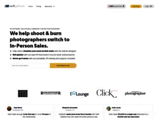 swiftgalleries.com screenshot