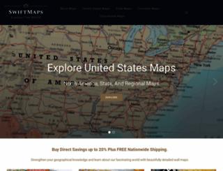swiftmaps.com screenshot