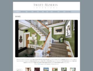 swiftmorrisinteriors.com screenshot