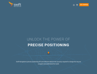 swiftnav.com screenshot