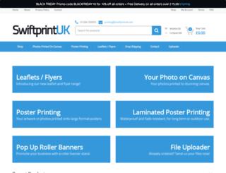 swiftprintuk.com screenshot