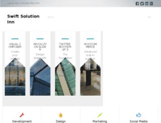 swiftsolutioninn.com screenshot