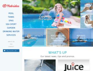 swim-play-relax.com screenshot