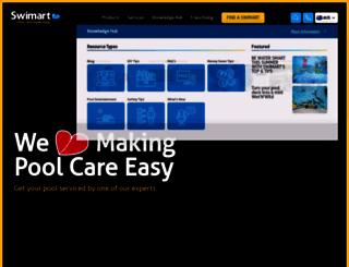 swimart.com.au screenshot