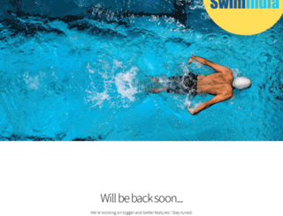swimindia.in screenshot