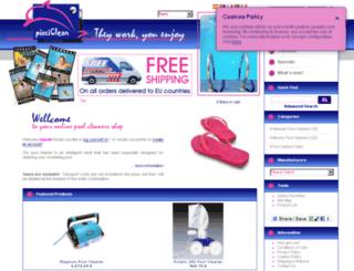 swimmingpool-cleaners.com screenshot