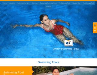 swimmingpoolgym.com screenshot
