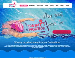 swimmore.pl screenshot