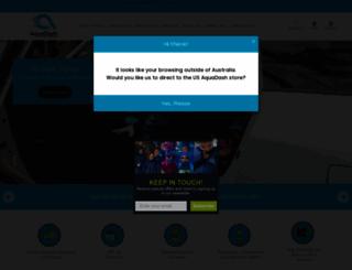 swimparkas.com.au screenshot