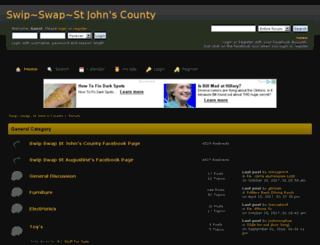 swipswapstjohnscounty.createaforum.com screenshot