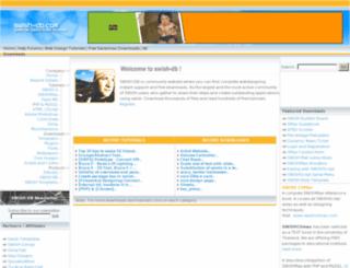 swish-db.com screenshot