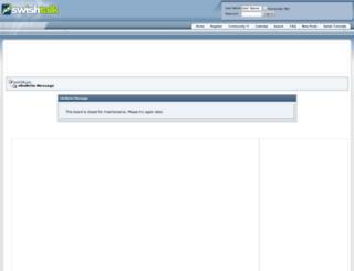 swishtalk.com screenshot