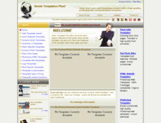 swishtemplates-plus.com screenshot