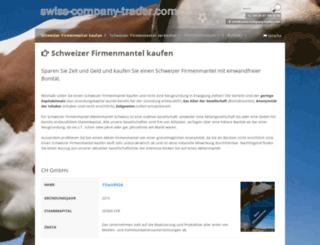 swiss-company-trader.com screenshot