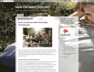 swiss-life-select-oesterreich.blogspot.de screenshot