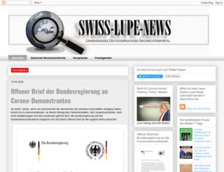 swiss-lupe.blogspot.ch screenshot