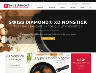 swissdiamond.us screenshot