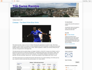 swissramble.blogspot.co.uk screenshot