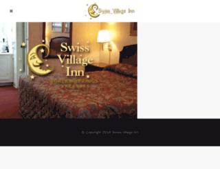 swissvillageinn.com screenshot