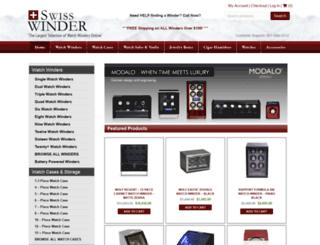 swisswinder.com screenshot
