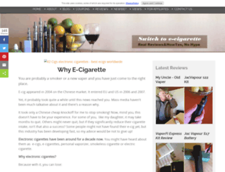 switch-to-e-cig.com screenshot