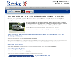 switchboxvision.co.uk screenshot