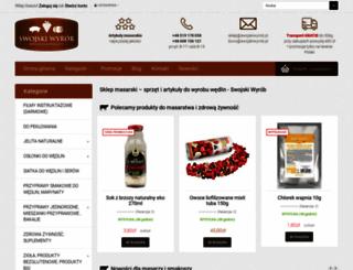swojskiwyrob.pl screenshot