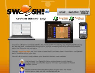swooshstats.com screenshot
