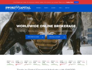 sword-capital.com screenshot