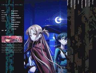 swordart-onlineusa.com screenshot