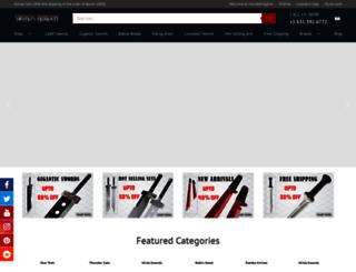 swordskingdom.com screenshot