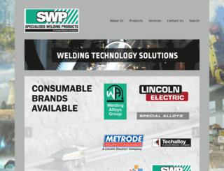 swp.com.au screenshot