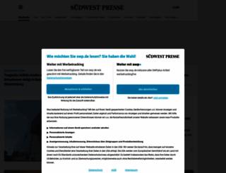 swp.de screenshot