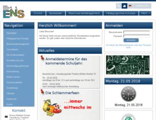 swr-vnw.edupage.org screenshot
