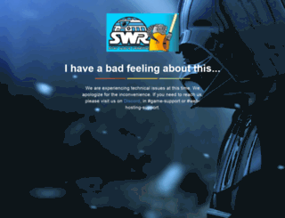 swrebellion.com screenshot