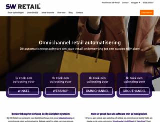 swretail.nl screenshot