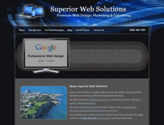 swssupport.com screenshot