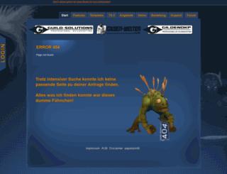 swtor-tormentor.gildenhome.de screenshot
