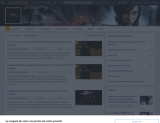swtor.jeuxonline.info screenshot