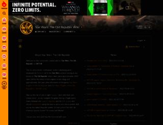 swtor.wikia.com screenshot