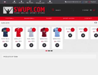 swupi.com screenshot