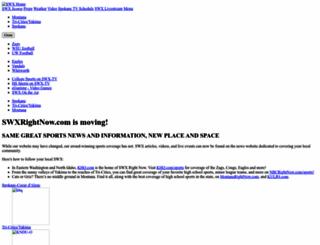 swxrightnow.com screenshot